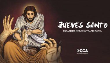Jueves Santo en Sant Jaume de MOncada
