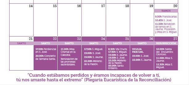 Semana Santa Sant Jaume