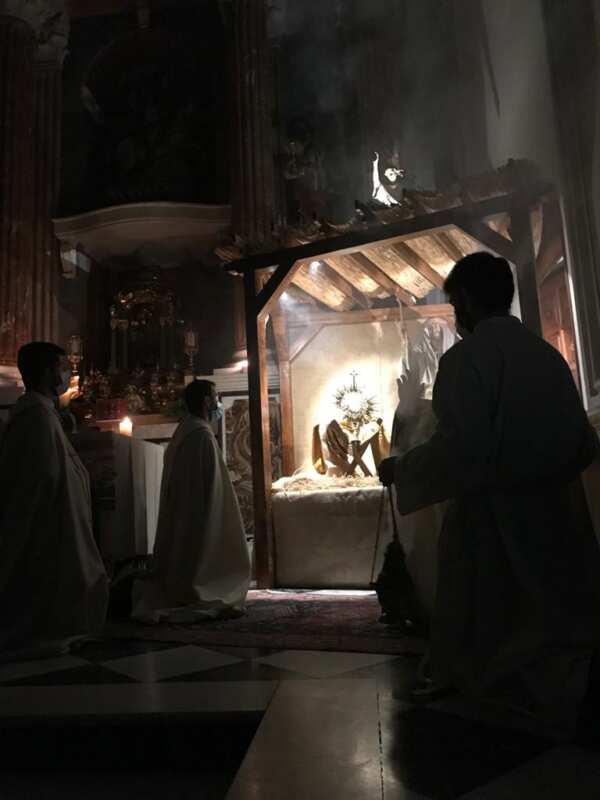 Adoración San Jaime Moncada